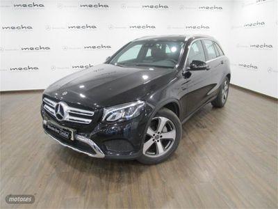 używany Mercedes GLC220 d 4Matic Aut.