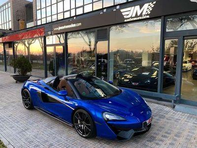 usado McLaren 570S Spider