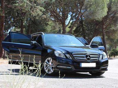 usado Mercedes E200 Estate CDI BE Avantgarde