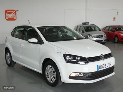 brugt VW Polo Edition 1.4 TDI 55kW75CV BMT