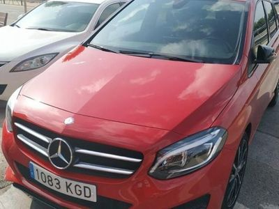 used Mercedes B180 Clase7G-DCT