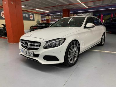 usado Mercedes C220 220d 170cv 7G-Tronic 5p