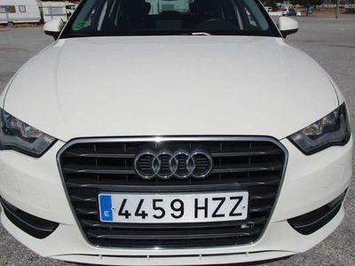usado Audi A3 Sedán 2.0TDI Attracted S-Tronic 150
