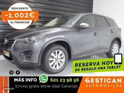usado Mazda CX-5 2.2 110kW 150CV DE 4WD Luxury