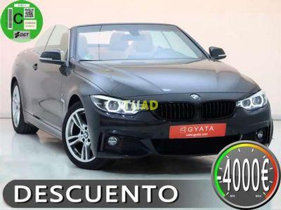 usado BMW 420 Serie 4 F33 Cabrio 184CV Acabado M Sport