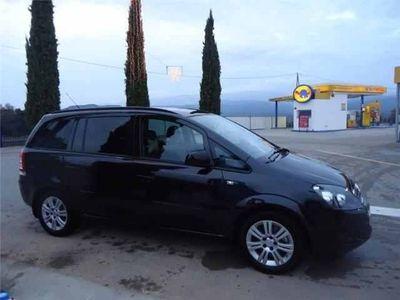 brugt Opel Zafira 1.7cdti Family 110