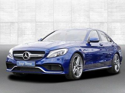 brugt Mercedes C63 AMG AMG Sedan LED Camara Nav asientos confort y calef.