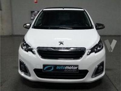 usado Peugeot 108 Top Allure 1.2 Puretech 82 3p. -15