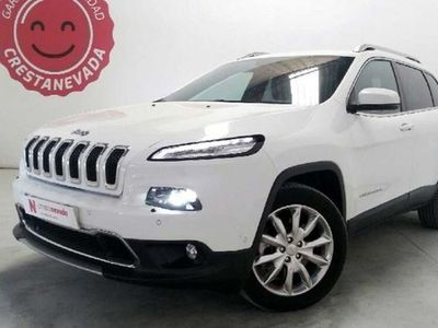 usado Jeep Cherokee 2.0 140cv