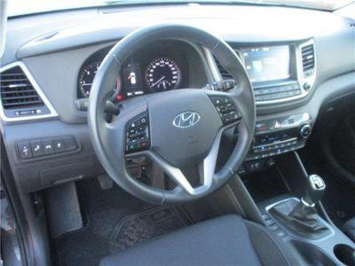 usado Hyundai Tucson 2.0 CRDI 136CV 4X2 BD TECNO 8141-JGR