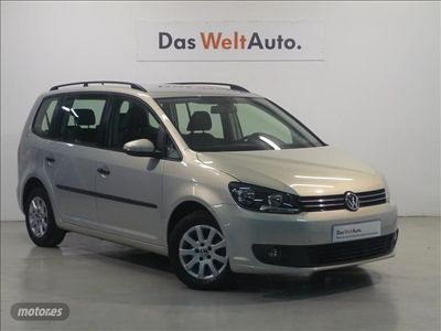 usado VW Touran 1.6TDI Edition BMT 105