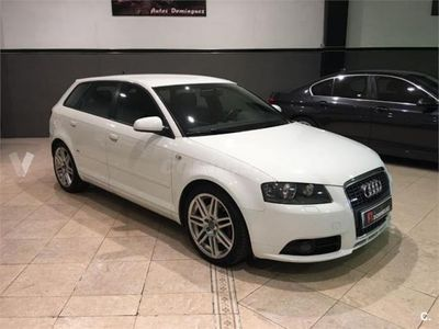 usado Audi A3 2.0 Tdi 170 S Tronic Dpf Limited Edition 3p. -08