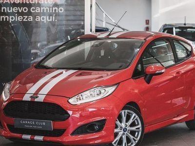 usado Ford Fiesta 1.0 EcoBoost Auto-St-St 125cv Sport 3p
