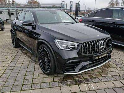 usado Mercedes GLC63 AMG AMG GLC63Coupé AMG 4Matic+ Speedshift MCT 9G