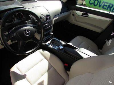 usado Mercedes C220 Clase CCdi Blue Efficiency Avantgarde 4p. -11