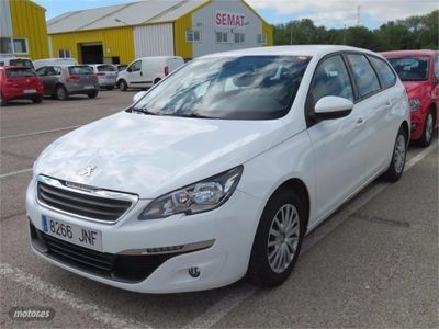 used Peugeot 308 SW Active 1.6 BlueHDi 88KW 120CV