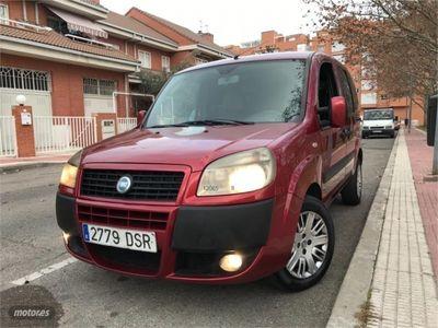 gebraucht Fiat Doblò Panorama Dynamic 1.9 Multijet