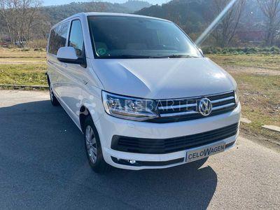 usado VW Caravelle Comfortline Largo 2.0 TDI BMT 150CV DSG 6p