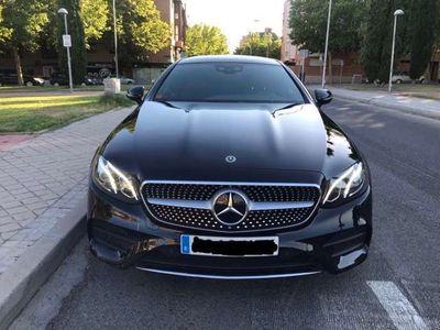 usado Mercedes E300 Coupé AMG 9G-Tronic **Garantía oficial MB**