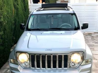 brugt Jeep Cherokee 2.8CRD Limited Aut.