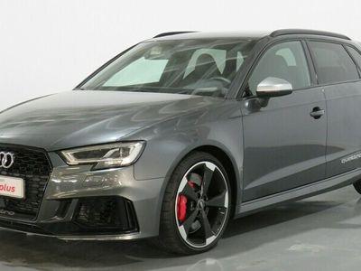 usado Audi RS3 Sportback 2.5 TFSI quattro 294 kW (400 CV) S tronic Gasolina Gris matriculado el 08/2019