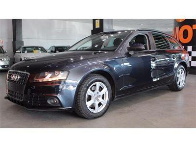 usado Audi A4 AVANT 2.0TDI 143CV **279€/MES**