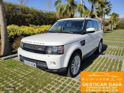 usado Land Rover Range Rover Sport 3.0 SDV6 255 CV HSE