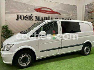 usado Mercedes Vito Mixto 113cdi Larga 136 cv en Sevilla