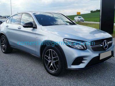 usado Mercedes GLC43 AMG AMG AMG 4M Coupé Nightp+360°+Airmatic+DAB+LED