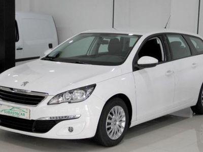 gebraucht Peugeot 308 SW 1.6 BlueHDi Business Line 120