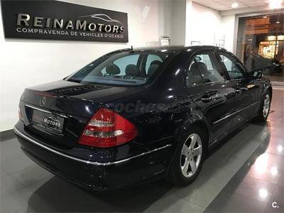 usado Mercedes E320 Clase EAvantgarde Auto 4p. -03