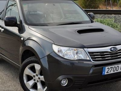 usado Subaru Forester 2.0D Sport Edition