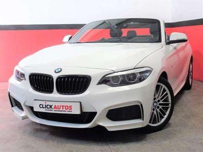 usado BMW 218 i Cabrio
