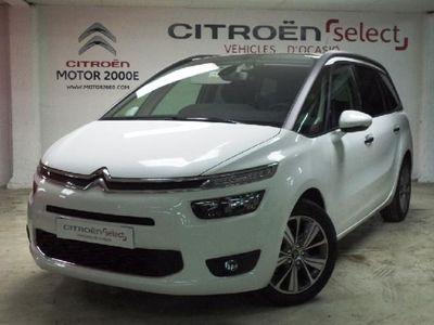 usado Citroën Grand C4 Picasso 1.6 E-HDI 115 INTENSIVE 5P 7 PLAZAS