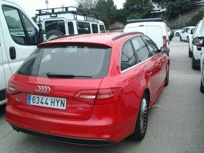 usado Audi A4 Avant 2.0TDI DPF S line Edition 136C