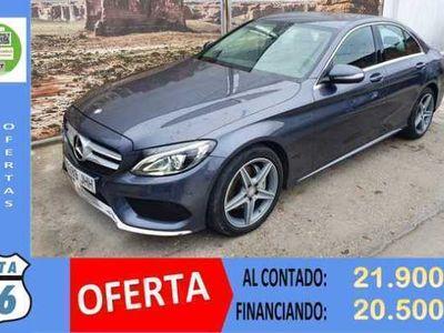 usado Mercedes 220 220d AMG