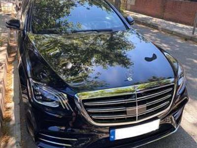 usado Mercedes S400 S 400 Clase4matic 9g-tronic