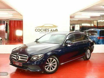 usado Mercedes E200 Clase EEstate