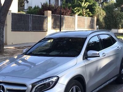 usado Mercedes GLA200 ClaseAMG Line 7G-DCT