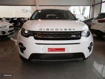 usado Land Rover Discovery TD4 4WD SE