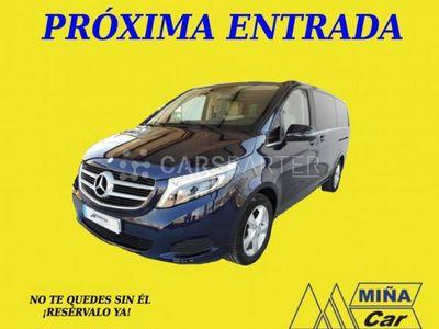 usado Mercedes V250 5p