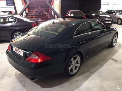 usado Mercedes CLS500 Clase Cls4p. -05