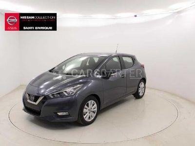usado Nissan Micra Micra NUEVO1.0G 70 ACENTA MT LLANTAS ALEACION 16'', CONTROL CRUC FARO 5p