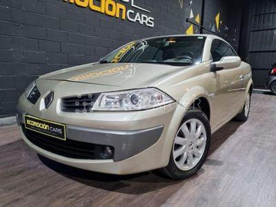 usado Renault Mégane Cabriolet 1.6 16V Dynamique
