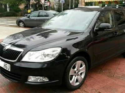 usado Skoda Octavia Combi 2.0TDI CR Executive