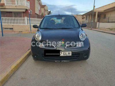 usado Nissan Micra 1.2 25 Aniversario 80 cv en Murcia
