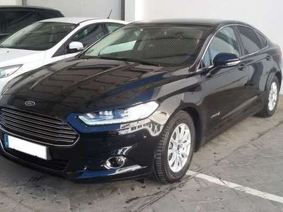 usado Ford Mondeo SEDAN TITANIUM HEV 2.0 HÍBRIDO 103KW (187CV) Euro