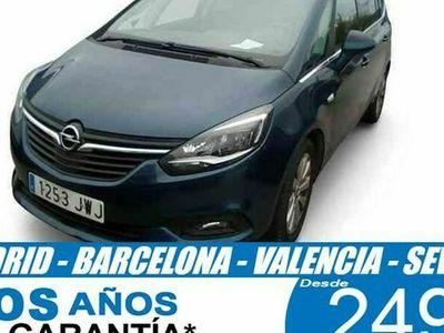 usado Opel Zafira Tourer 2.0CDTi Aut. Excellence 170