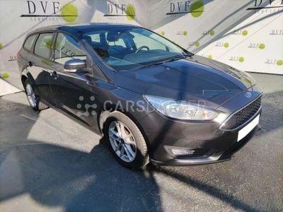 usado Ford Focus SportBreak 1.0 Ecoboost S&S Titanium Auto 92 kW (125 CV) 5p