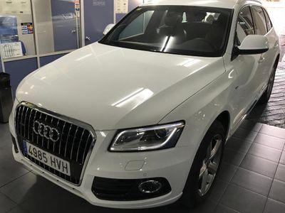 brugt Audi Q5 2.0TDI quattro Ambition Plus 177